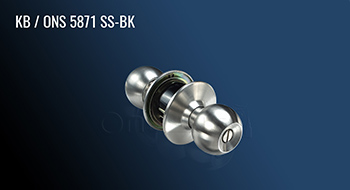 KB / ONS 5871 SS-BK
