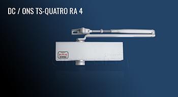 DC / ONS TS-QUATRO RA 4