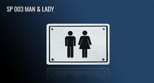 SP 003 MAN & LADY