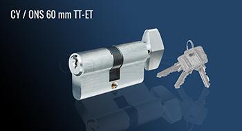 CY / ONS 60mm TT-ET