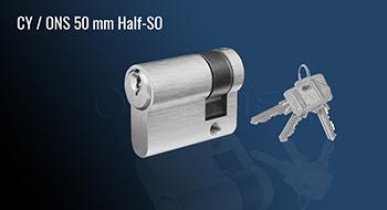 CY / ONS 50 mm Half-SO