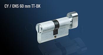 CY / ONS 60mm TT-BK
