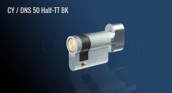 CY / ONS 50mm Half-TT BK