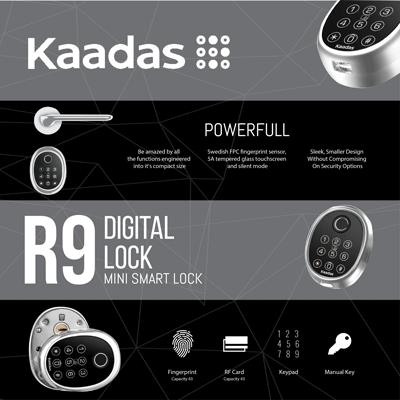 Digital Lock – Kaadas R9