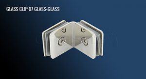 GLASS CLIP O7 GLASS GLASS