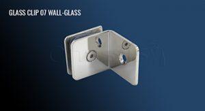 Glass Clip 07 Wall Glass