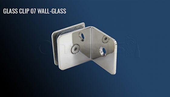 GLASS CLIP 07 WALL GLASS FI