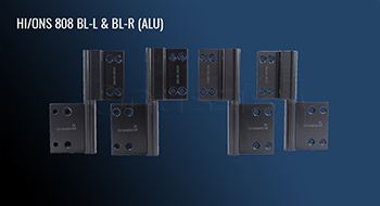 HI/ONS 808 BL-L & BL-R ALU