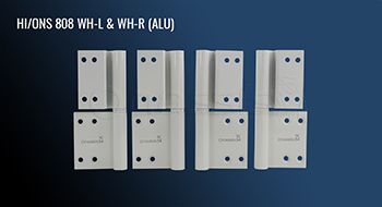 HI/ONS 808 WH-L & WH-R ALU