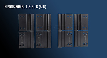 HI/ONS 809 BL-L & BL-R ALU