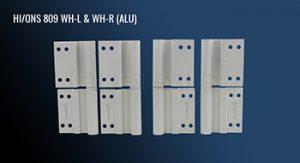 HI/ONS 809 WH-L & WH-R ALU