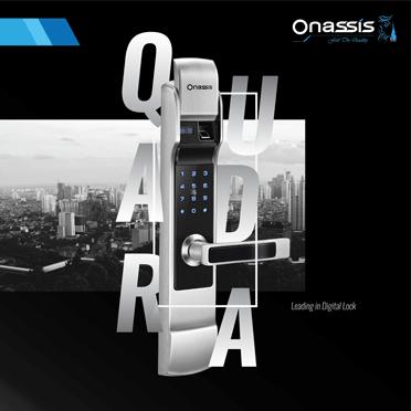 Digital Lock-DG-ONS-QUADRA