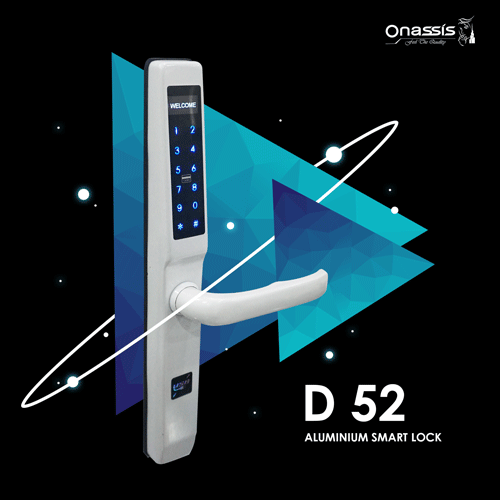 Digital Lock Frame D-52