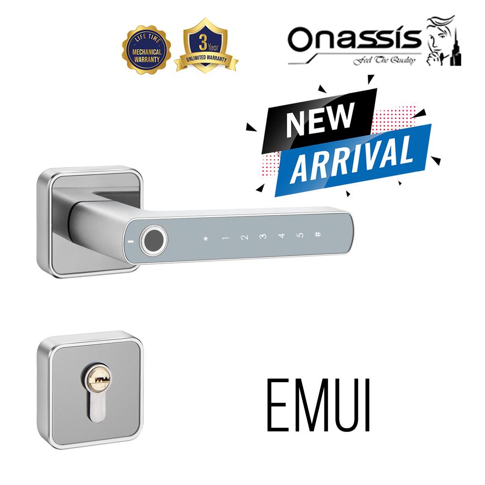 Kunci Digital Onassis Emui