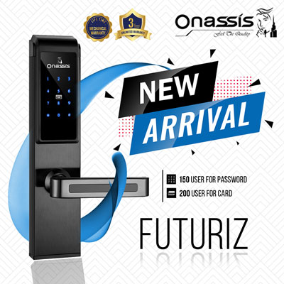 Digital Lock Onassis Futuriz